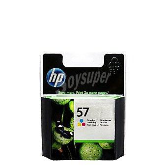 HP Cartucho de Tinta 57 - Tricolor Cartucho de Tinta 57