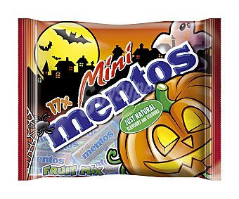 MENTOS HALLOWEEN Caramelos surtidos mini 17 uds. x 10,5 g