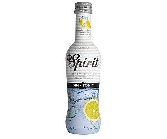 Mg Spirit Cocktail de gin tonic Botella de 27,5 cl