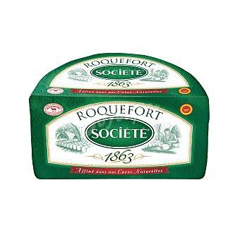 Société Queso roquefort pieza (peso aprox. 550 gr) 550 gr