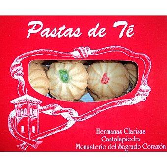 Hermanas clarisas Pastas de té Estuche 400 g