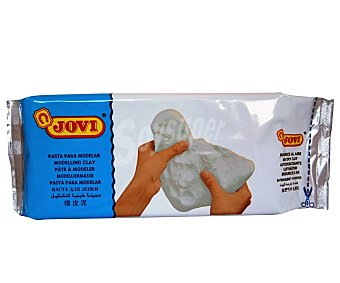 Jovi Pastilla de Pasta de Modelar Blanca 1000 g