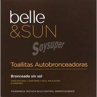Belle Toallitas autobronceadoras 6U