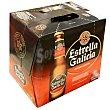 Cervezas rubias Pack 12 uds. x 25 cl Estrella Galicia