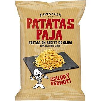 Espinaler Patatas fritas paja en aceite de oliva Bolsa 80 g