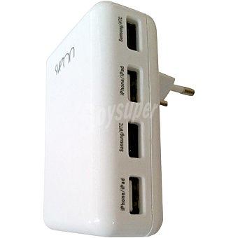 SVEON Adaptador de corriente SAC 52 4 puertos USB 1 Unidad