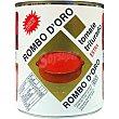 Tomate triturado extra Lata 800 g neto escurrido ROMBO D'ORO