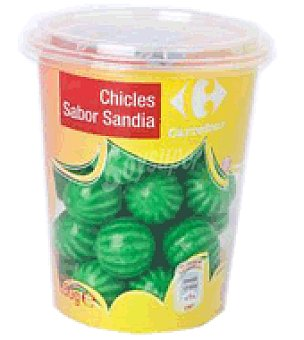 Carrefour Chicle de sandía 200 g