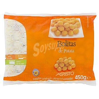 Agristo Patatas congeladas bolitas Paquete 450 g