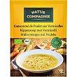 Sopa de pollo con fideos ecológica sin aceite de palma  sobre 80 g Natur Compagnie