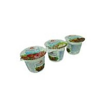 MONDELICE Fruity Yogur con frutas Tarrina 250 g