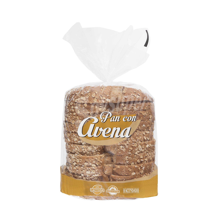 pan con avena facil