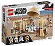 Juego de construcción Cabaña de Obi-Wan con 200 piezas, lego Star Wars 75270.  STAR WARS 75270