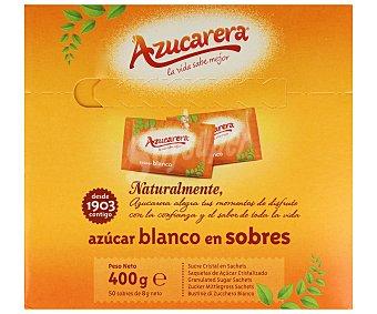 Azucarera Azucarillos blancos sobre 400 g