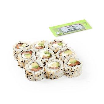 Chesse salmón roll Sushi Daily 9 Pzas