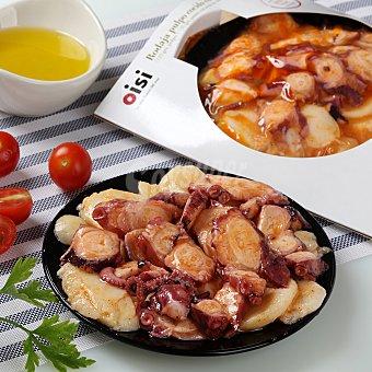 PATATA Rodaja pulpo cocido con 300 gr