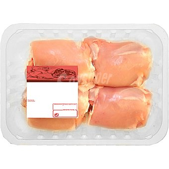 PUJANTE Contramuslos de pollo Bandeja 600 g peso aprox. (4 unidades)