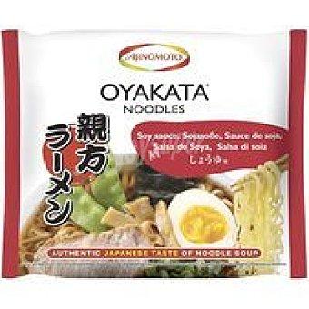 Oyakata Ramen Shoyu Paquete 100 g