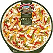 Pizza fresca de pollo 410gr Casa Tarradellas
