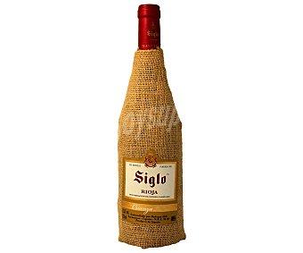Siglo Vino D.O. Rioja SIGLO saco tinto crianza Botella 75 cl