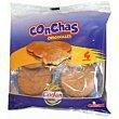 Concha 4 unid Codan