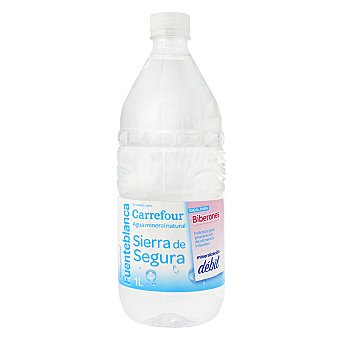 Carrefour Agua mineral 1 l