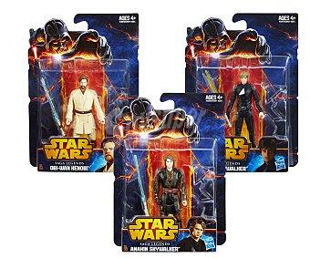 Star Wars Figuras articuladas modelo Lengendarios 1 unidad