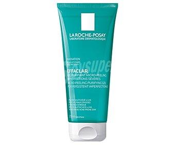 La Roche-Posay Gel purificante micro-exfoliante para pieles con tendencia acnéica Effaclar 200 ml