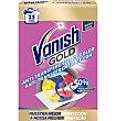 Toallitas 32 unidades Vanish Gold