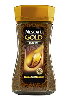 Nescafé Café soluble natural Gold frasco 100 g