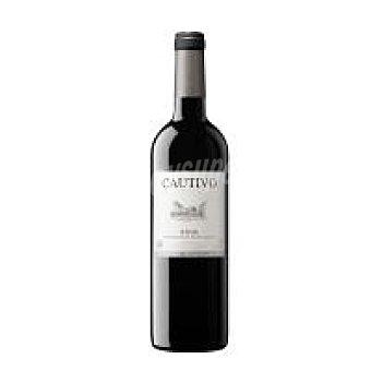 Cautivo Vino Tinto Joven Rioja Botella 75 cl