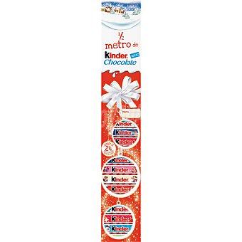 Kinder Barritas de chocolate 1/2 metro de estuche 3024 g Barritas 24 unidades