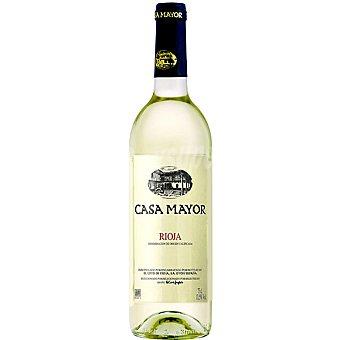 CasaMayor Vino blanco D.O. Rioja elaborado para grupo El Corte Inglés Botella 75 cl