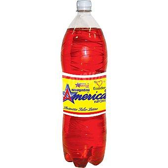 Naturandina america Refresco latino sabor tropical Botella 2 l