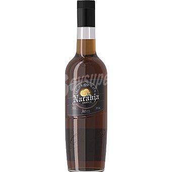 ALDEA Licor de ron con naranja Botella 70 cl