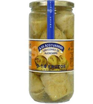 Los Aceituneros Alcachofasen aceite 9/14 400 g