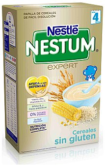 Nestum Nestlé Papilla 8 cereales expert 600 g