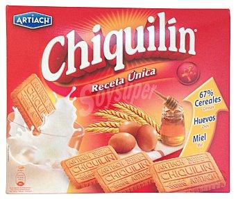 Artiach Galleta chiquilin 3 tubos, 525 g