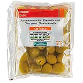 Eroski Basic Aceitunas sin hueso Bolsa 75 g