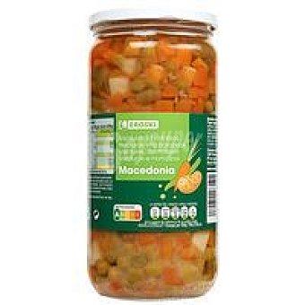 Eroski Macedonia de verduras Frasco 400 g