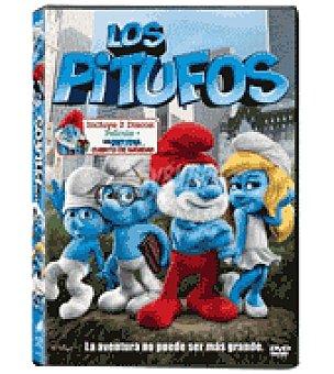 Los pitufos (2 disc) DVD 3D