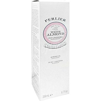 PERLIER White Almond aceite corporal hidratante Frasco 150 ml