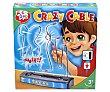 Juego de mesa infantil de habilidad y pulso, Crazy Cable, desde 1 jugador FUN  ONE TWO FUN Crazy cable