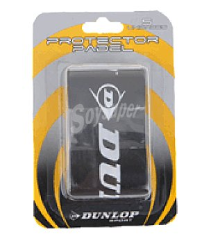 Dunlop Blister 5 protectores padel du