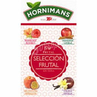 Hornimans Infusion Selección Frutal Caja 20 sobres