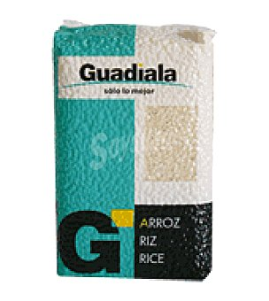 Guadiala Arroz extra al vacío 1 Kg