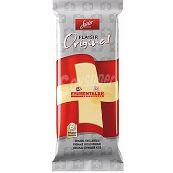 Swiss delice Queso emmental Envase 200 g