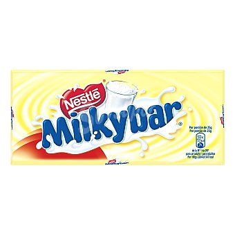 Milkybar Nestlé Chocolate blanco 75 g