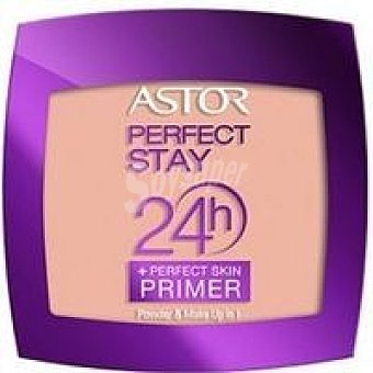 Astor Maquillaje Perfect Stay 24H Powder 200 Pack 1 unid