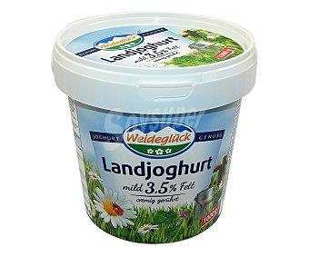 Weidegluck Yogur natural elaborado con leche de granja 1 kg